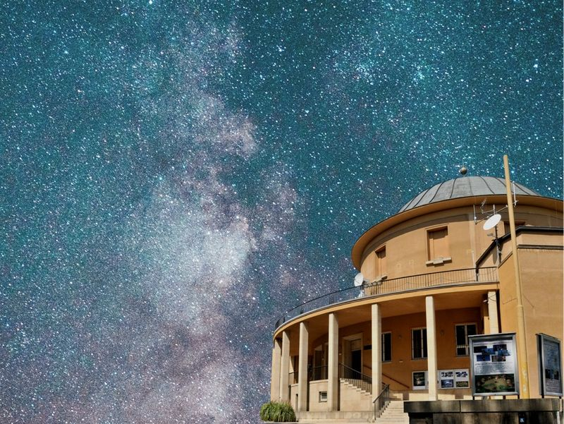 You will be star-struck by a website of an observatory and planetarium