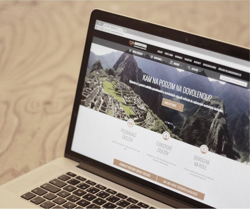 Data analysis, UX and UI changed the journey of a travel agency
